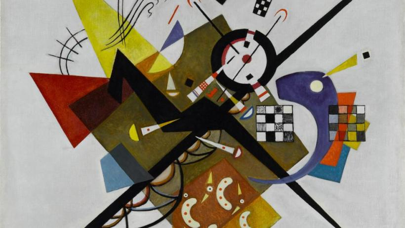 Kandinsky on White - Modernism and the Posthuman